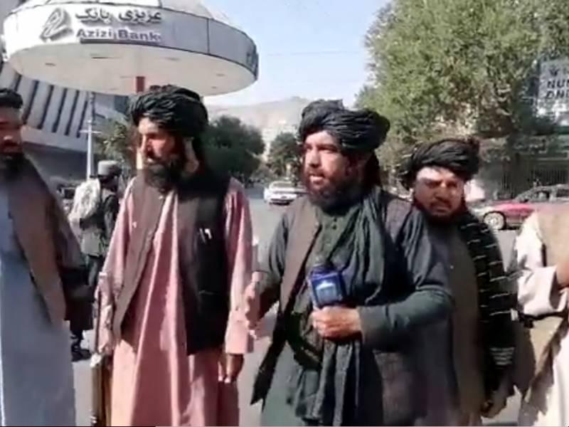 Taliban Geben Sich Gemaessigt Womoeglich Tote Am Flughafen Von Kabul
