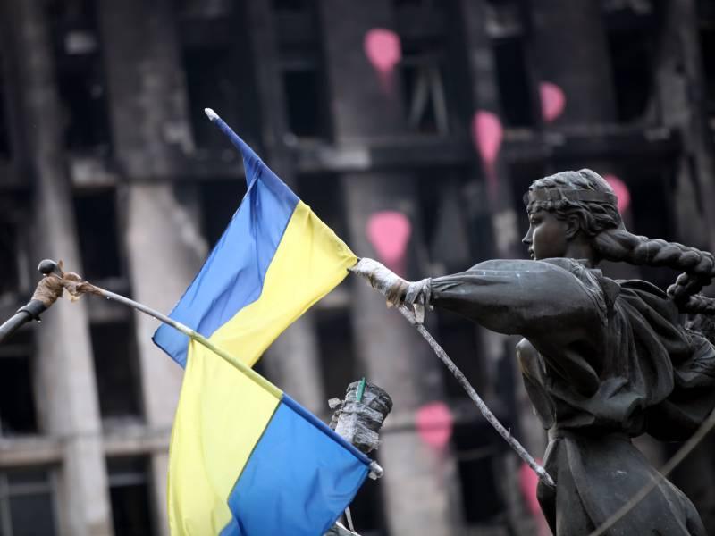 Ukrainischer Praesident Hofft Vor Merkel Besuch Auf Garantien