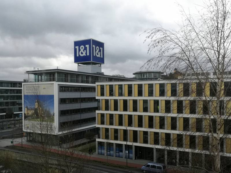 United Internet Will Konkurrenz Beim 5G Netz Uebertrumpfen