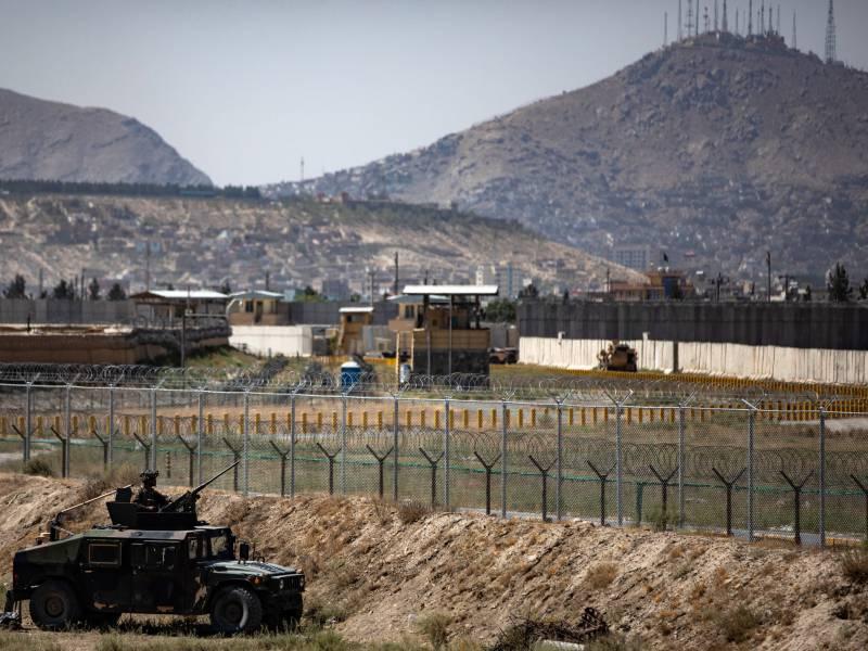 Us Evakuierungseinsatz In Kabul Beendet