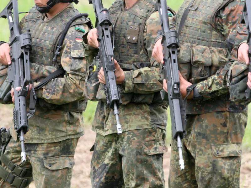 Verteidigungsministerium Keine Bundeswehr Waffen In Taliban Haenden
