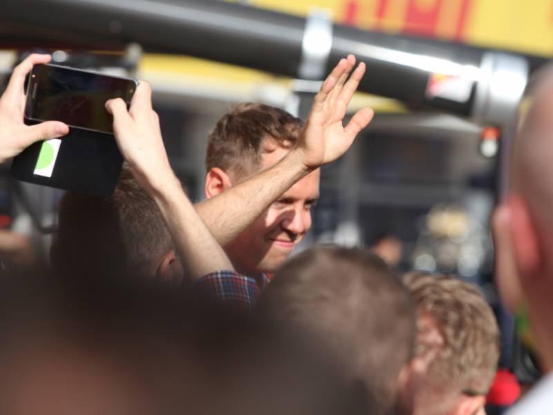 Vettel Nach Grossem Preis Von Ungarn Disqualifiziert