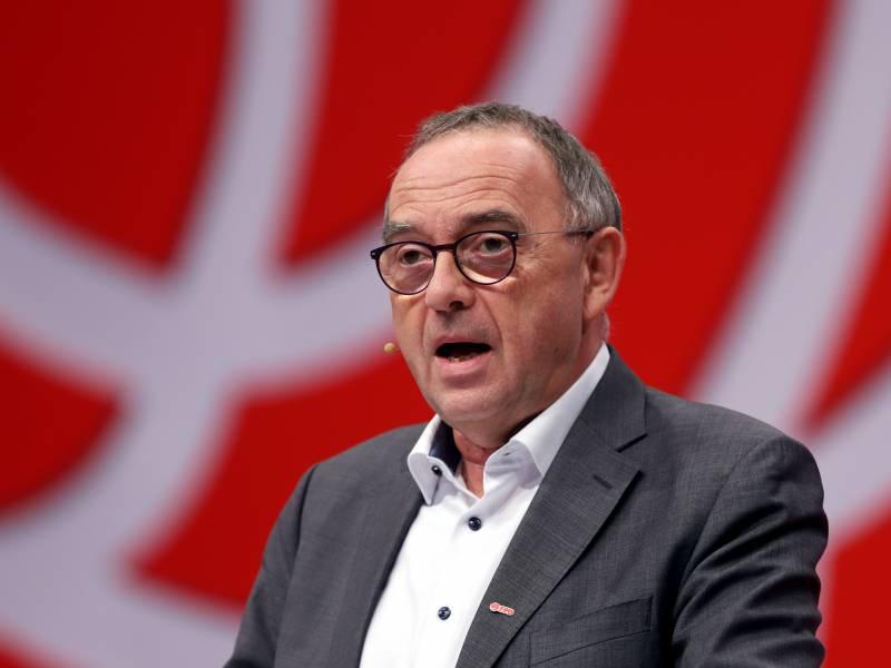 Walter Borjans Sieht Kurs Der Spd Durch Umfragen Bestaetigt