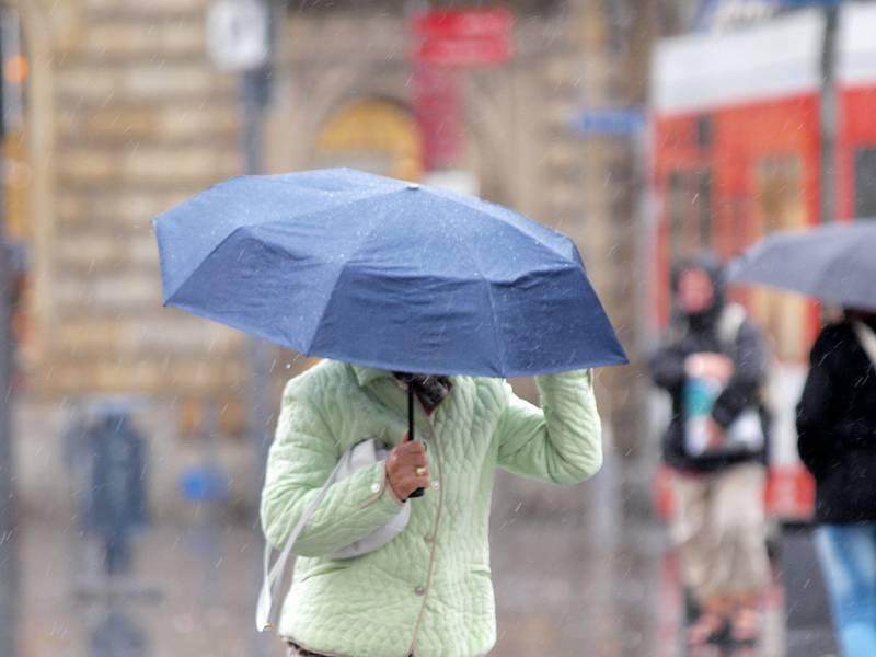 Wetterdienst Meldet Regenreichsten Sommer Seit Zehn Jahren
