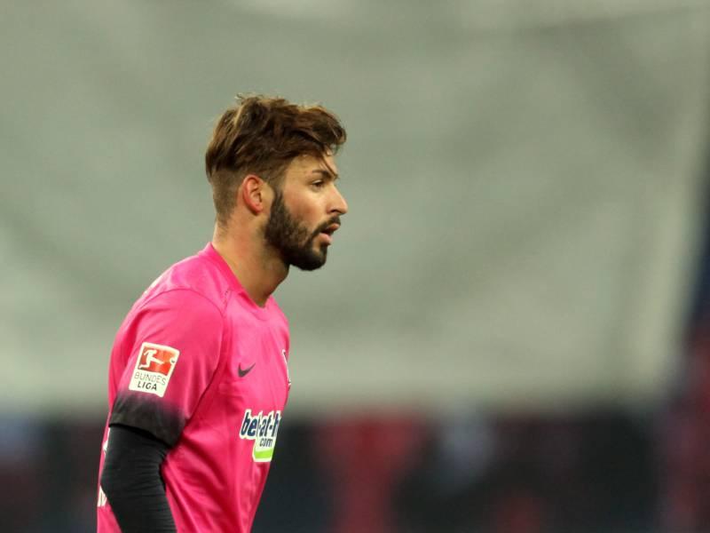1 Bundesliga Hertha Dreht Partie Gegen Fuerth
