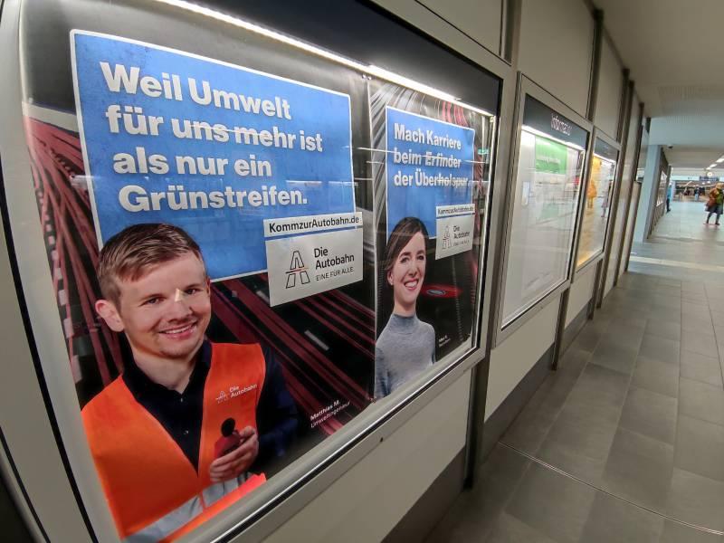Bei Autobahn Gmbh Herrscht Weiter Personalmangel
