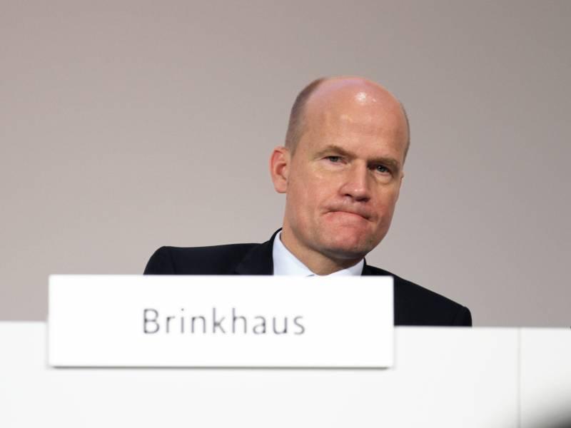 Bericht Brinkhaus Will Regulaer Als Unionsfraktionschef Kandidieren