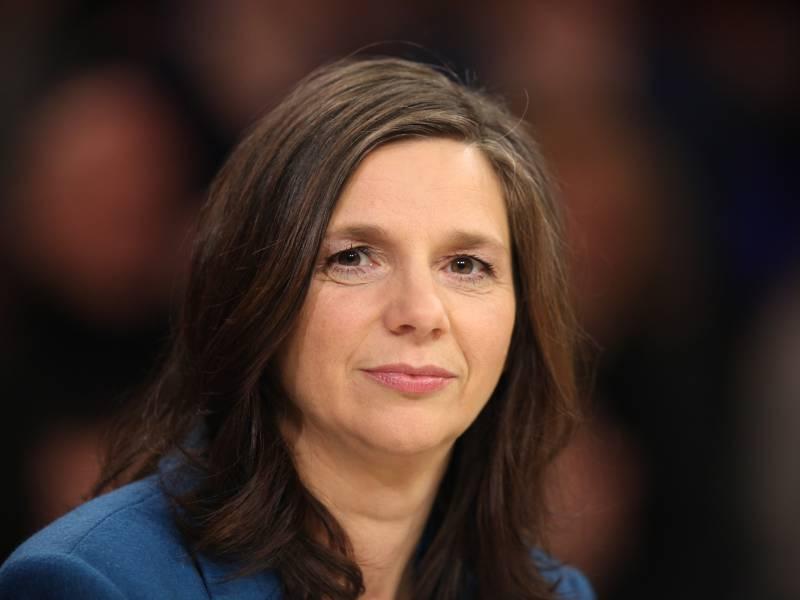 Bericht Union Will Gruenen Notfalls Bundespraesidialamt Andienen