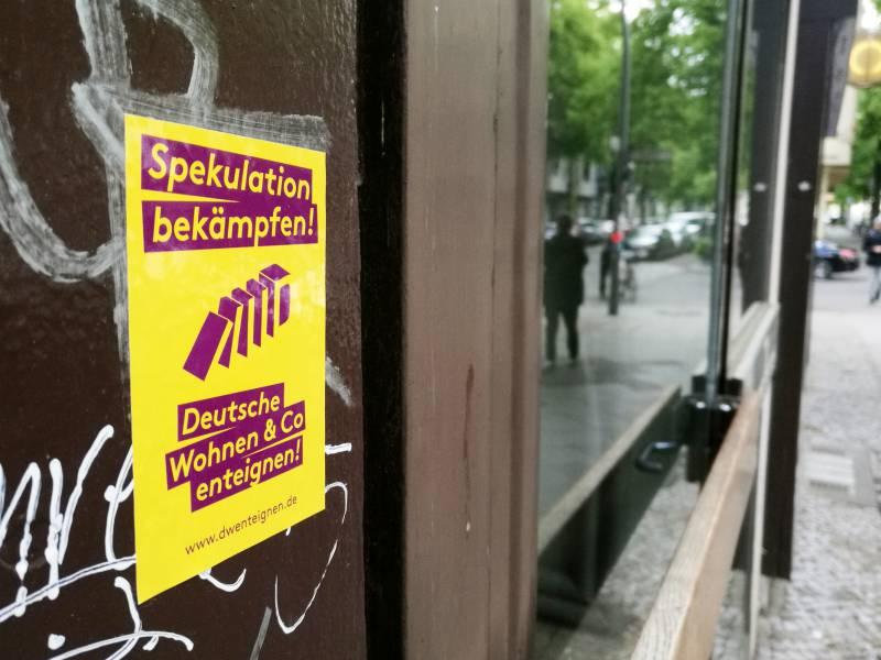 Berliner Stimmen Fuer Enteignung Von Wohnungskonzernen