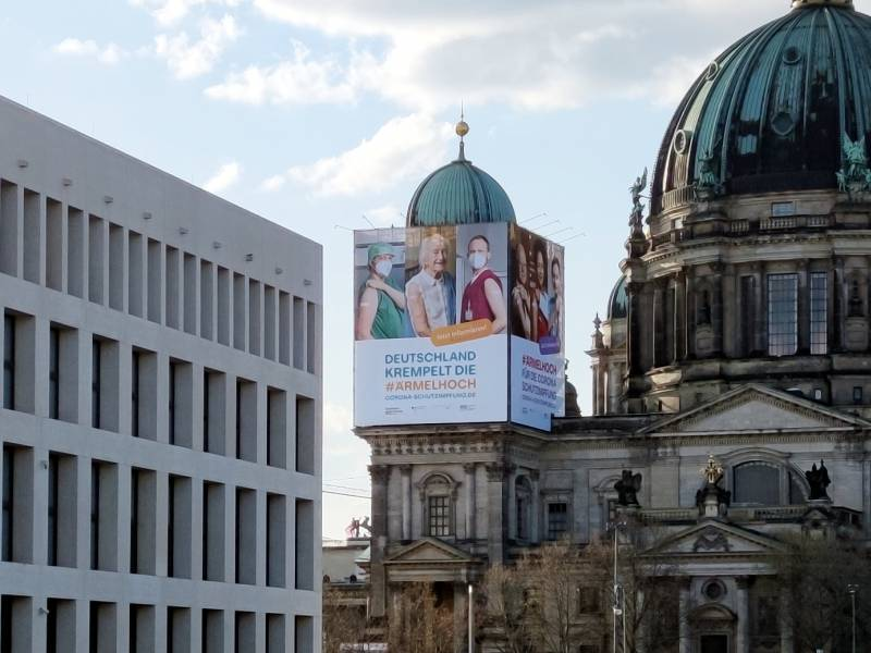 Berlins Gesundheitssenatorin Impfwoche Lief Schleppend