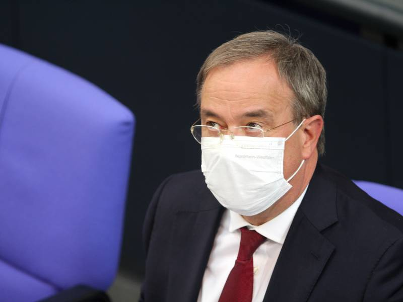 Brinkhaus Laschet Wird Auch In Der Opposition Nicht Fraktionschef