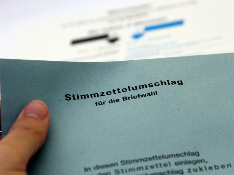 Bundeswahlleiter Briefwahl Ist Sicher