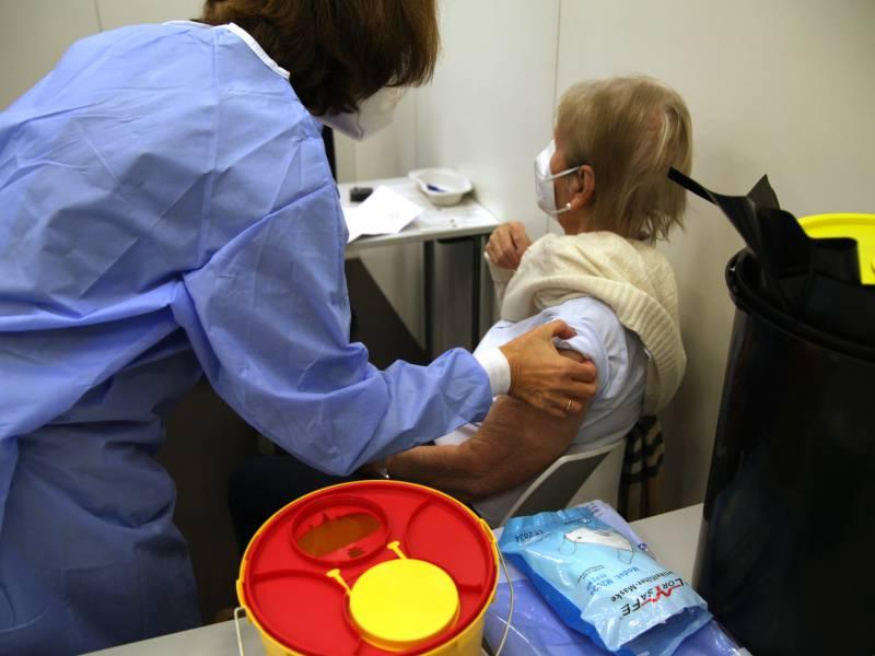 Corona Impfquote Steigt Auf 674 Prozent