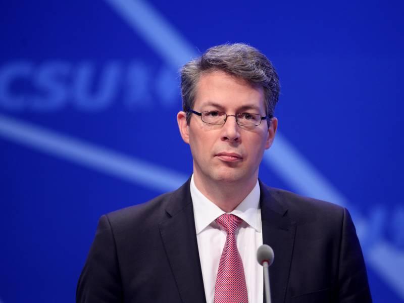 Csu Fuerchtet Aussenpolitische Isolation Unter Scholz
