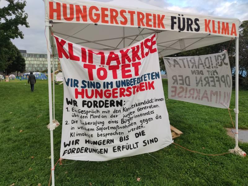 Ekd Ruft Zu Abbruch Des Hungerstreiks In Berlin Auf