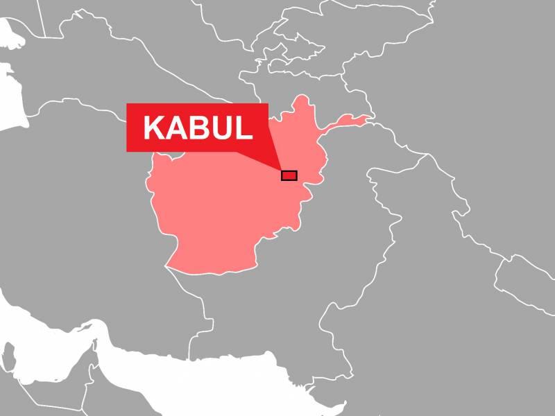 Erste Zivile Passagiermaschine In Kabul Gelandet