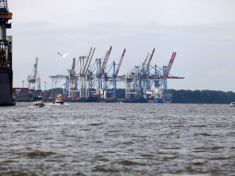 Exporte In Drittstaaten Im August Gesunken