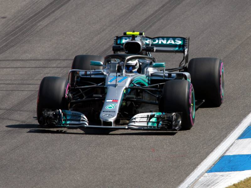 Formel 1 Bottas Verlaesst Mercedes