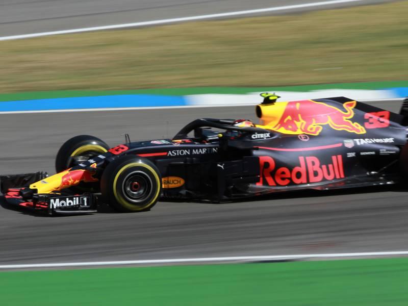 Formel 1 Verstappen Nach Sieg Bei Heimrennen Wieder Wm Fuehrender