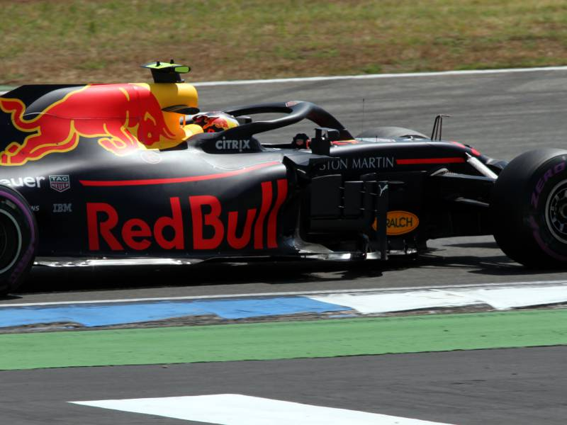 Formel 1 Verstappen Sichert Sich Pole In Monza
