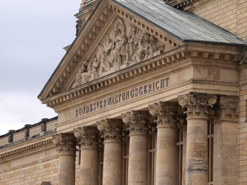 Gerichtspraesidentin Nennt Bundesgerichte Weitgehend Fuehrungslos