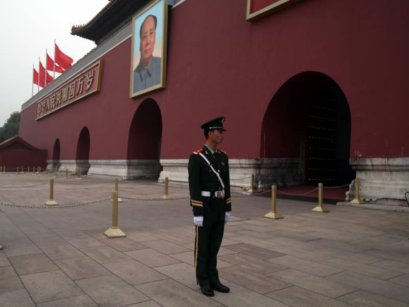 Gruene Fordern Selbstbewussteres Auftreten Gegenueber China