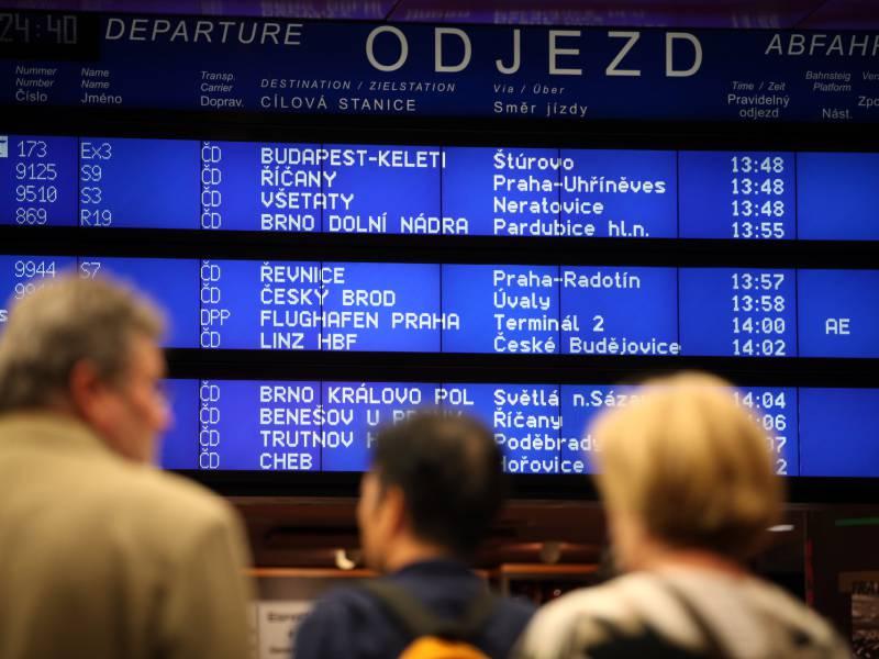 Gruene Legen Plaene Fuer Europaeisches Nachtzugnetz Vor