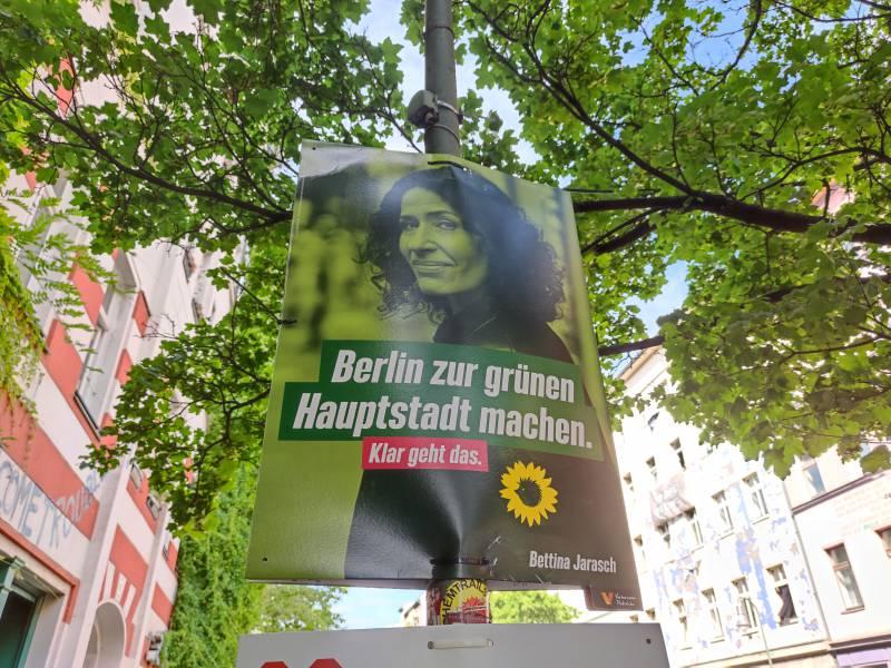 Gruene Und Cdu Werben Um Berliner Spd