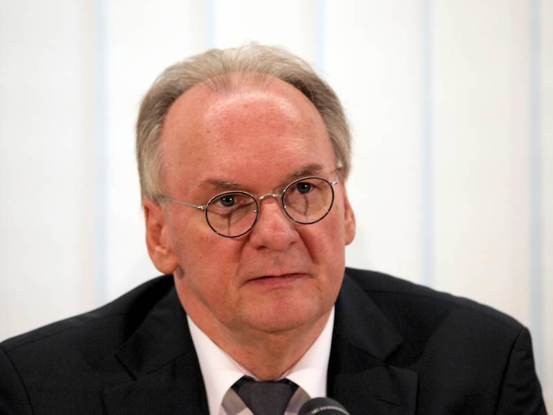 Haseloff Faellt Bei Ministerpraesidentenwahl Im Ersten Wahlgang Durch