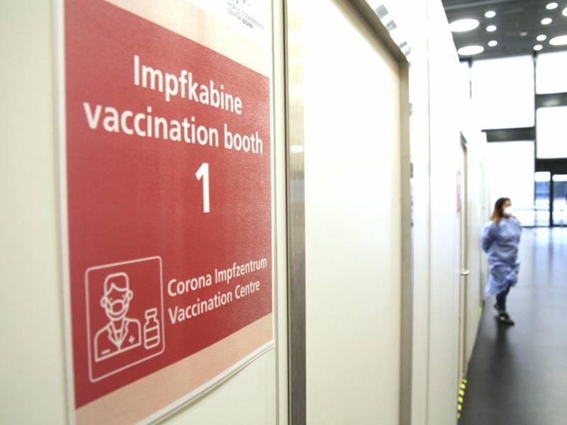 Impfquote Steigt Auf 669 Prozent