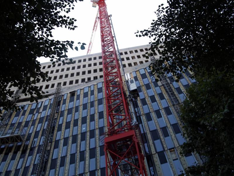 Iw Bund Koennte Millionen Tonnen Co2 Bei Bauauftragsvergaben Sparen