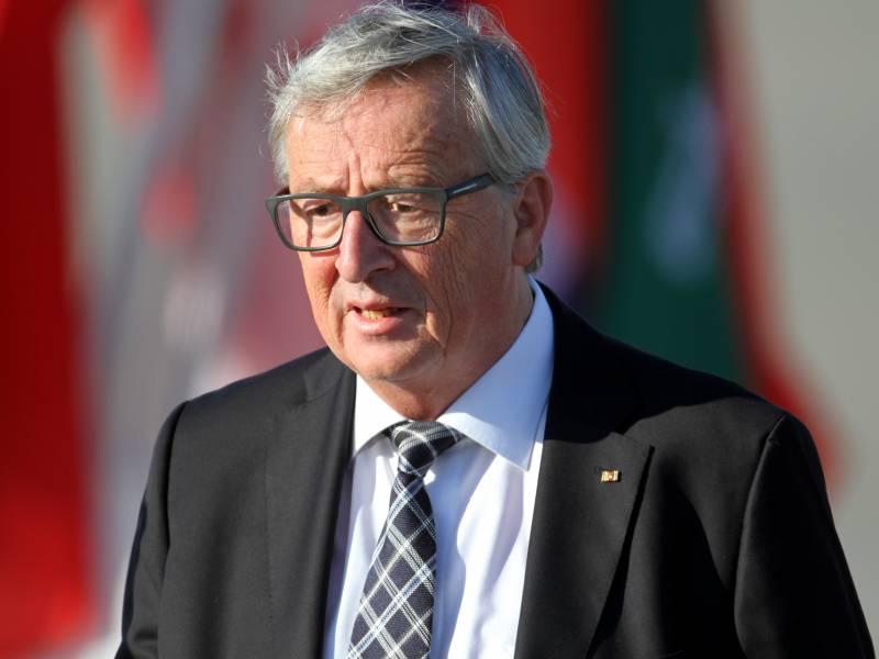 Juncker Wuerdigt Merkel Zum Abschied