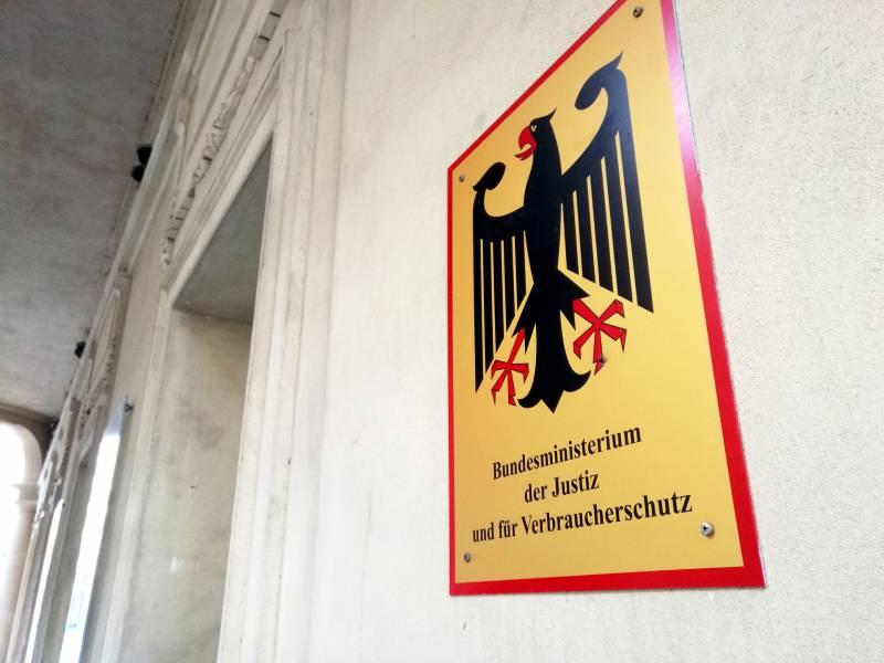 Justizministerium Verlangt Rote Linien Beim Einsatz Von Ki