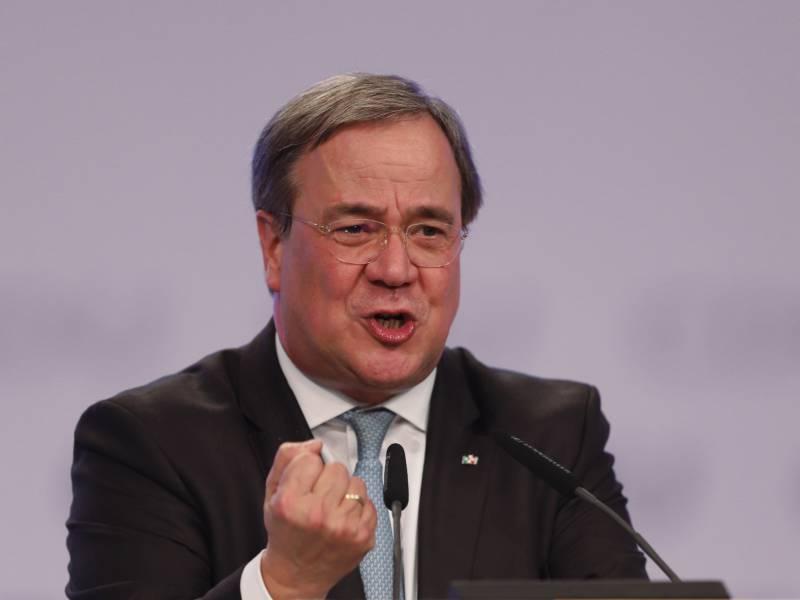 Laschet Haelt Unions Klima Programm Fuer Ausreichend