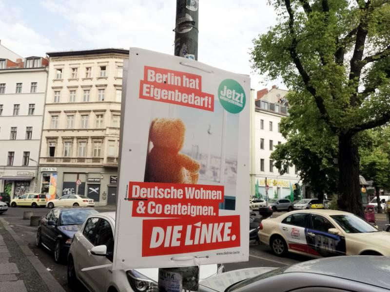 Leg Immobilien Prophezeit Berlin Kubanische Verhaeltnisse