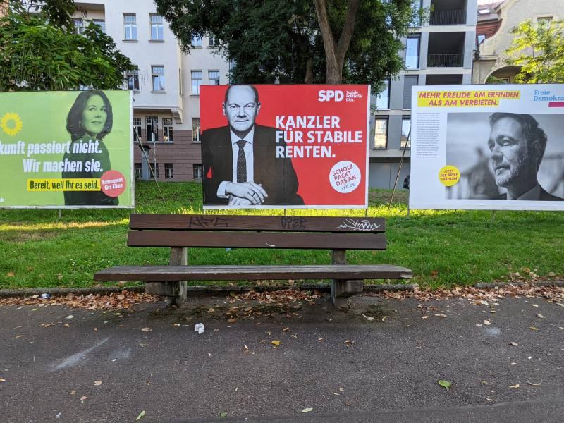 Linke Warnt Scholz Vor Buendnis Mit Fdp