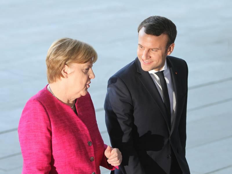 Merkel Will Mit Macron Weiteren Plan Fuer Afghanistan Beraten