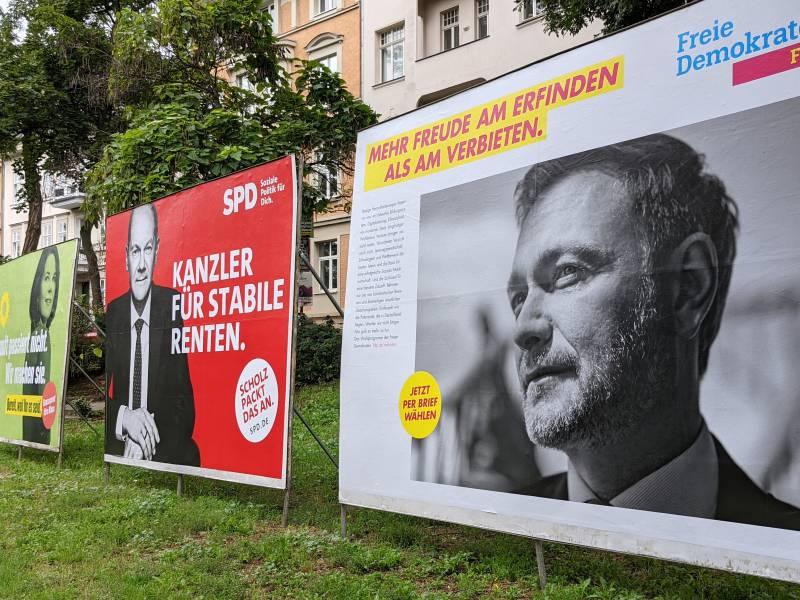 Merz Plaediert Fuer Fdp Absage An Ampel Koalition