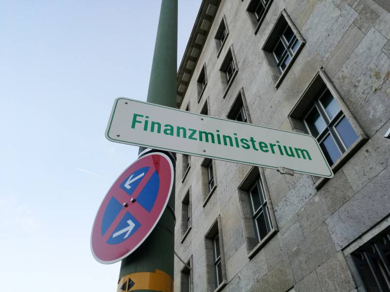 Merz Union Sollte Finanzminister Stellen