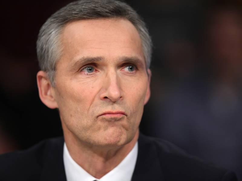 Nato Generalsekretaer Verteidigt Nationenbildung In Afghanistan