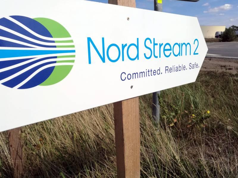 Nord Stream 2 Ist Fertig