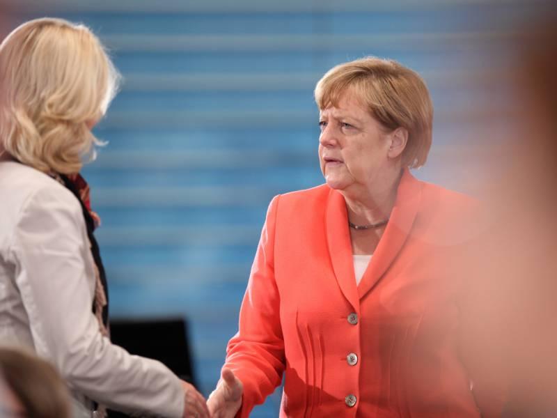 Schwesig Erwartet Lange Cdu Krise Ohne Merkel