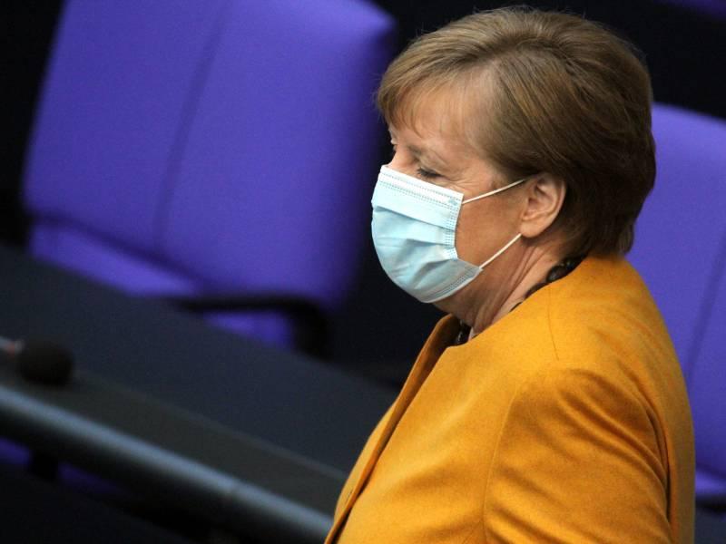 Spd Wirft Merkel Bierzeltniveau Bei Abschied Im Bundestag Vor