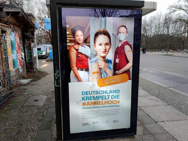 Staedtetag Will Von Laendern Plaene Fuer Weitere Kreative Impfangebote