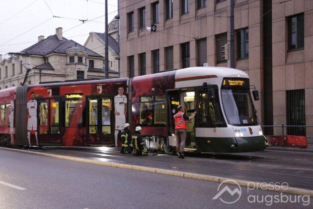 Strassenbahn Entgleist 023 1