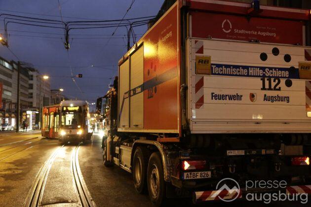 Strassenbahn Entgleist 030 1