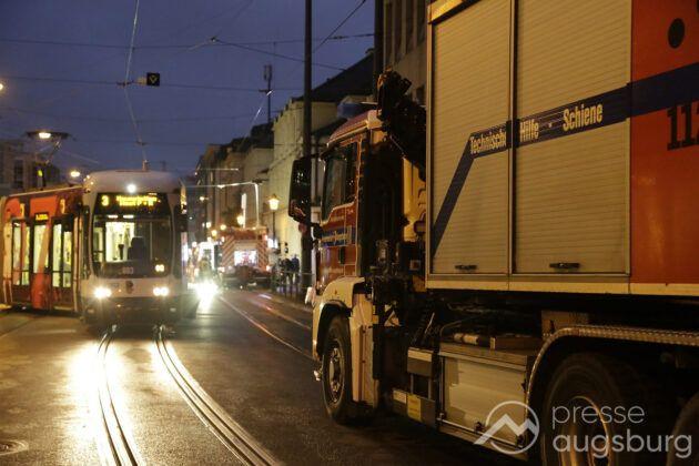 Strassenbahn Entgleist 031 1