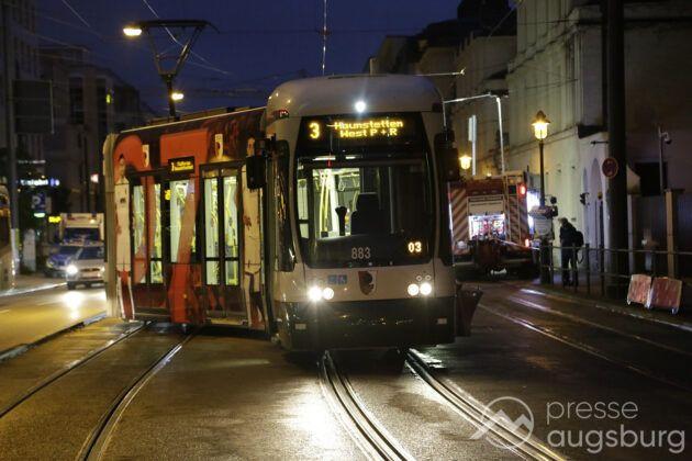 Strassenbahn Entgleist 032 1