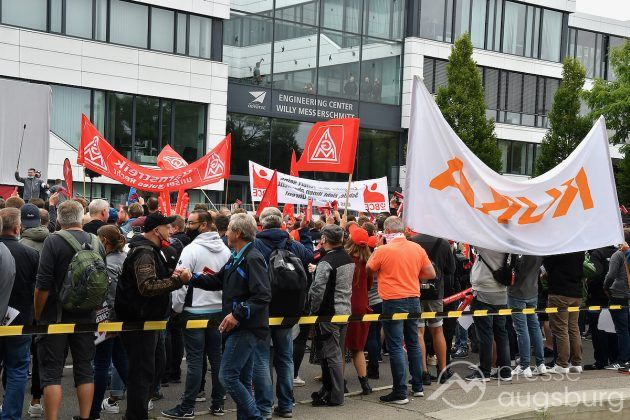Streik Augsburg 002
