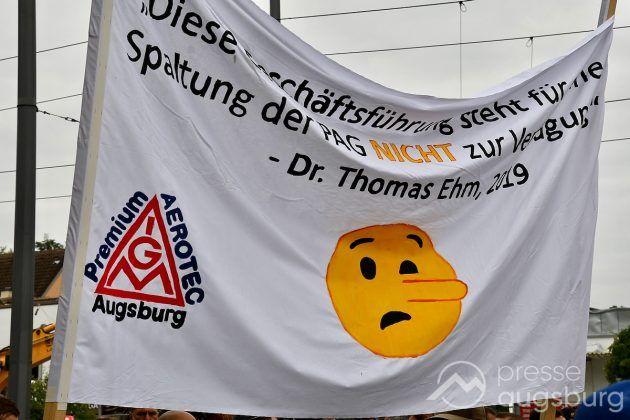 Streik Augsburg 004
